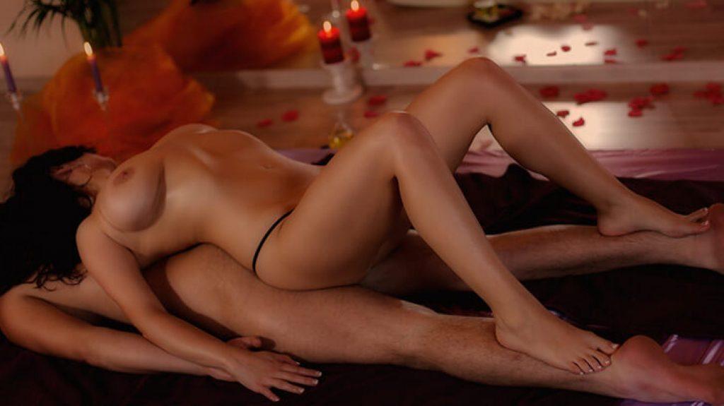 Is erotic massage safe?